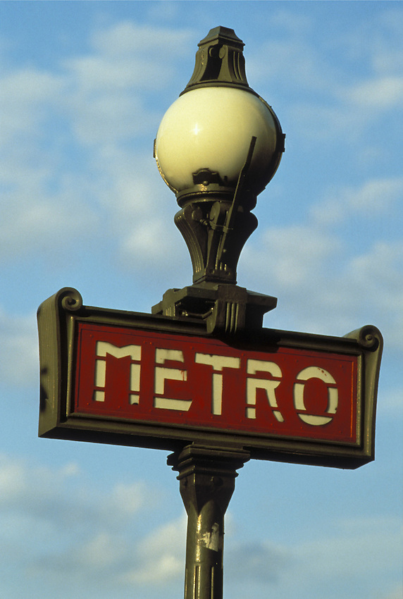 Europe, FRA, France, Paris, Metro Station, Detail....[ For each utilisation of my images my General Terms and Conditions are mandatory. Usage only against use message and proof. Download of my General Terms and Conditions under http://www.image-box.com or ask for sending. A clearance before usage is necessary...Material is subject to royalties. Each utilisation of my images is subject to a fee in accordance to the present valid MFM-List...Contact | archive@image-box.com | www.image-box.com ]