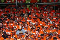 Public on the grandstand or around the track. Formula 1 World championship 2021, Austrian GP 4-7-2021Photo Federico Basile / Insidefoto