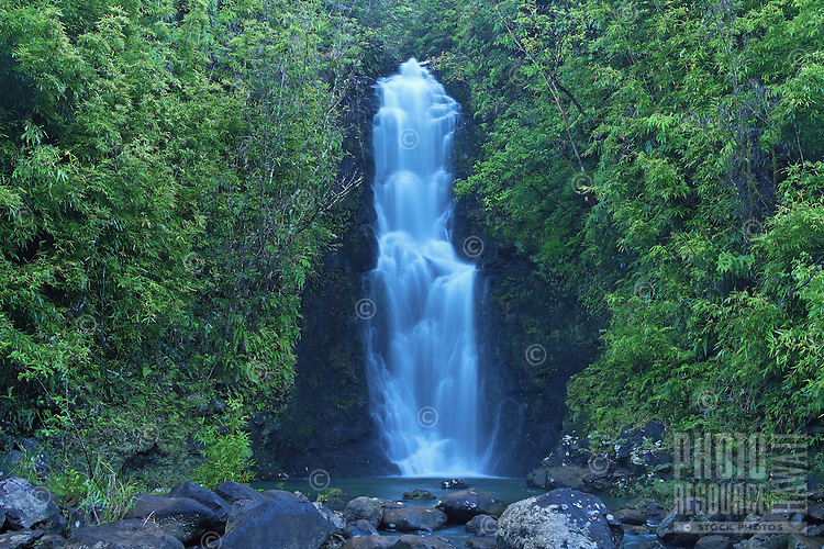 Near Kailua, on the way to Hana, Maui.
