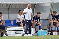 Trainer Torsten Lieberknecht (SV Darmstadt 98)<br /> <br /> - 24.07.2021 Fussball 2. Bundesliga, Saison 21/22, Spieltag 1, SV Darmstadt 98 - SV Jahn Regensburg, Stadion am Boellenfalltor, emonline, emspor, <br /> <br /> Foto: Marc Schueler/Sportpics.de<br /> Nur für journalistische Zwecke. Only for editorial use. (DFL/DFB REGULATIONS PROHIBIT ANY USE OF PHOTOGRAPHS as IMAGE SEQUENCES and/or QUASI-VIDEO)