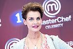 Antonia Dell'Atte attends to presentation of 'Master Chef Celebrity' during FestVal in Vitoria, Spain. September 06, 2018. (ALTERPHOTOS/Borja B.Hojas)