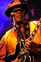 Rockie Charles performs at the Ponderosa Stomp in New Orleans, Wed., April 29, 2009.