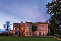 BNPS.co.uk (01202) 558833. <br /> Pic: Duke's/BNPS<br /> <br /> Pictured: Wormington Grange. <br /> <br /> The lavish contents of one of Britain's most beautiful stately homes have sold for almost £2million after capturing high society's imagination.<br /> <br /> Over 1,600 items were auctioned off from Wormington Grange, a neoclassical mansion in the Cotswolds, during the hotly contested three-day sale.<br /> <br /> The sale included what the auctioneers described as the 'most important' collection of country house furniture to emerge on the market for decades.