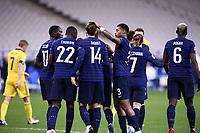 17th November 2020; Stade de France, Paris,  France; UEFA National League international football, France versus Sweden;  PRESNEL KIMPEMBE (FRA)