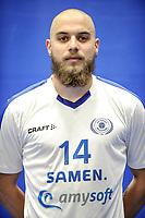 GRONINGEN - Volleybal, Eerste training Amysoft Lycurgus , seizoen 2021-2022, 17-08-2021,   Marcell Pesti
