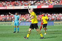 São Paulo (SP), 15/12/2019 - Futebol-Legendscup - Koller do Borussia comemora o gol. Disputa de terceiro e quarto lugar partida entre as lendas de Bayern e Borussia Dortmund no estádio do Morumbi, em São Paulo (SP), domingo (15).