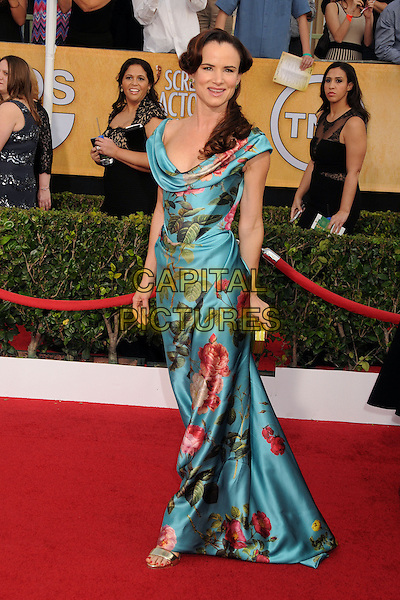 18 January 2014 - Los Angeles, California - Juliette Lewis. 20th Annual Screen Actors Guild Awards - Arrivals held at The Shrine Auditorium. Photo Credit: Byron Purvis/AdMedia<br /> CAP/ADM/BP<br /> ©Byron Purvis/AdMedia/Capital Pictures