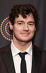 Benjamin Walker attends The 69th Annual Outer Cirtics Circle Awards Dinner at Sardi's on 5/23/2019 in New York City.