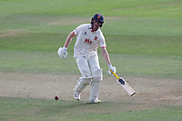 Daniel Lawrence of Essex during Surrey CCC vs Essex CCC, LV Insurance County Championship Division 2 Cricket at the Kia Oval on 12th September 2021