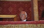 """GIORGIO ARMANI<br /> PRIMA DE """"LA TRAVIATA"""" TEATRO DELL'OPERA DI ROMA 2009"""