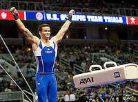 2012 Olympic Gymnastics Trials, San Jose, June 28, 2012