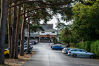 BNPS.co.uk (01202 558833)<br /> Pic: MaxWillcock/BNPS<br /> <br /> Pictured: The entrance to Parkstone Golf Club on Links Road in Branksome Park.<br /> <br /> A pair of women dubbed the 'Rolex Rippers' have struck again - targeting another wealthy elderly man to steal his expensive watch.<br /> <br /> On Tuesday, the man in his 80s became the latest victim of two women who are targeting men in affluent areas and close to exclusive golf clubs across southern England.<br /> <br /> This new theft is believed to be at least the 21st incident, with the duo, thought to be in their 20s, targeting men in Dorset, Hampshire, Surrey, Gloucestershire and Sussex.<br /> <br /> In the latest incident, the pair approached the man outside his home in Links Road, Poole, which is next to £2,000-a-year Parkstone Golf Club.