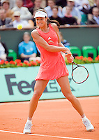 25-5-08, France,Paris, Tennis, Roland Garros, 1st round Ana Ivanovic