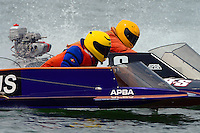 2-US and 8-S     (outboard Hydroplane)