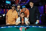2017 WSOP Event #13: $1,500 No-Limit 2-7 Lowball Draw