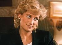 1995 Princess Diana Panorama Interview
