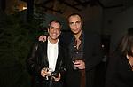 MARCO CARNITI<br /> VERNISSAGE JENNY SEVILLE - MACRO TESTACCIO ROMA 2005