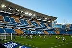 Adnan Januzaj (Real Sociedad) seen in action during  La Liga match round 10 between Cadiz CF and Real Sociedad at Ramon of Carranza Stadium in Cadiz, Spain, as the season resumed following a three-month absence due to the novel coronavirus COVID-19 pandemic. Nov 22, 2020. (ALTERPHOTOS/Manu R.B.)