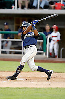 Franklin Romero - 2010 Helena Brewers - Playing against the Orem Owlz in Orem, UT - 07/26/2010.Photo by:  Bill Mitchell/Four Seam Images..