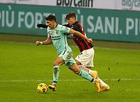 Milano  09-01-2021<br /> Stadio Giuseppe Meazza<br /> Campionato Serie A Tim 2020/21<br /> Milan - Torino<br /> nella foto: Daniel Maldini                                                         <br /> Antonio Saia Kines Milano