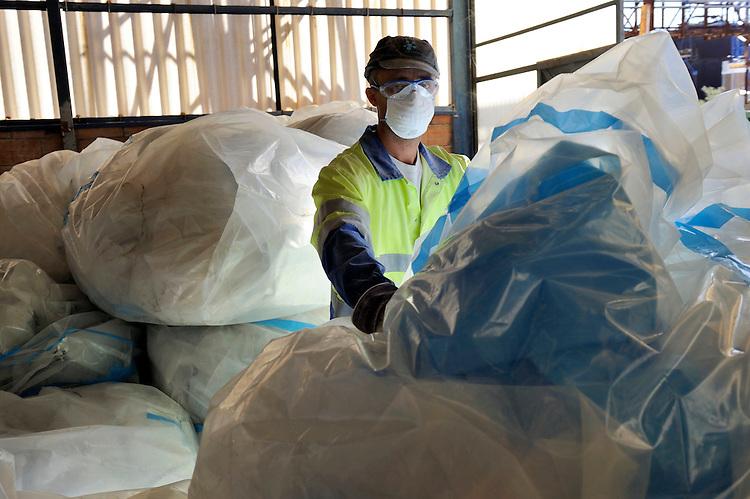 SITA - Suez Environnement - Labo Services - Salindres (30)