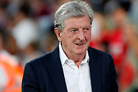 Crystal Palace manager, Roy Hodgson during the Carabao Cup 2nd round match between Crystal Palace and Colchester United at Selhurst Park, London, England on 27 August 2019. Photo by Carlton Myrie / PRiME Media Images.