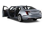Car images of 2019 Cadillac CT6 Platinum 4 Door Sedan Doors