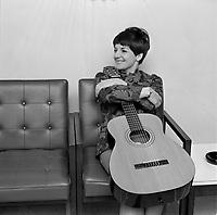 Karo, mai 1967<br /> <br /> PHOTO : Agence Québec Presse -