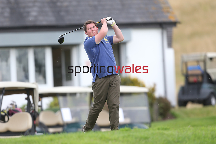 Stephen Jones Testimonial Golf Day<br /> Celtic Manor Resort<br /> <br /> 13.08.13<br /> <br /> ©Steve Pope-Fotowales