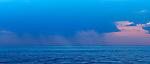 Evening Storm on Lake Manitoba