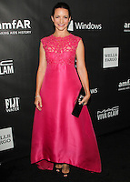 HOLLYWOOD, LOS ANGELES, CA, USA - OCTOBER 29: Kristin Davis arrives at the 2014 amfAR LA Inspiration Gala at Milk Studios on October 29, 2014 in Hollywood, Los Angeles, California, United States. (Photo by Celebrity Monitor)