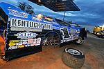 Feb 03, 2011; 5:55:45 PM; Sylvania, GA., USA; An Unsactioned Racing Event Running a 10,000 To Win During Speedweeks 2011 At Screven Motor Speedway.  Mandatory Credit: (thesportswire.net)