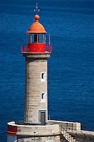 Europe/France/Corse/2B/Haute-Corse/Cap Corse/Nebbio/Bastia: Phare du VIeux Port