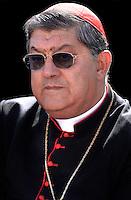 Cardinal Crescenzio Sepe, 20 June 2010.