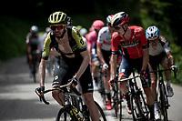 Damien Howson (AUS/Mitchelton-Scott)<br /> <br /> Stage 7: Saint-Genix-les-Villages to Pipay  (133km)<br /> 71st Critérium du Dauphiné 2019 (2.UWT)<br /> <br /> ©kramon