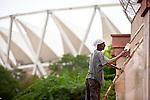 2009_30_09_Commonwealth Games Sites New Delhi
