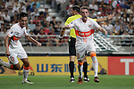 FC Seoul (KOR) vs Shandong Luneng (CHN) during their AFC Champions League 2016 Quarter Final match on Wednesday, 24 August 2016, held at Seoul World Cup Stadium, in Seoul, South Korea. Photo by Victor Fraile / Power Sport Images
