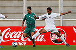 Iraq vs Saudi Arabia Olympic Preliminary Qualifier Group C match on March 18, 2015 in Iraq. Photo by World Sport Group