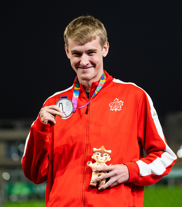 Zachary Gingras, Lima 2019 - Para Athletics // Para-athlétisme.<br />