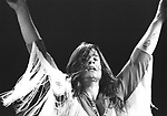 Black Sabbath 1973 Ozzy Osbourne.© Chris Walter.