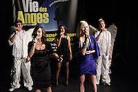 Montreal  (Quebec) CANADA - Nov 2011 File Photo -Les ange de la vie