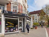 Class Friseur, Ependorfer Weg 285 in Hamburg-Hoheluft-Ost, Deutschland, Europa<br /> Class Friseur, Ependorfer Weg 285. in Hamburg-Hoheluft-Ost, Germany, Europe