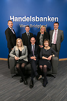Handelsbanken West Bridgford team