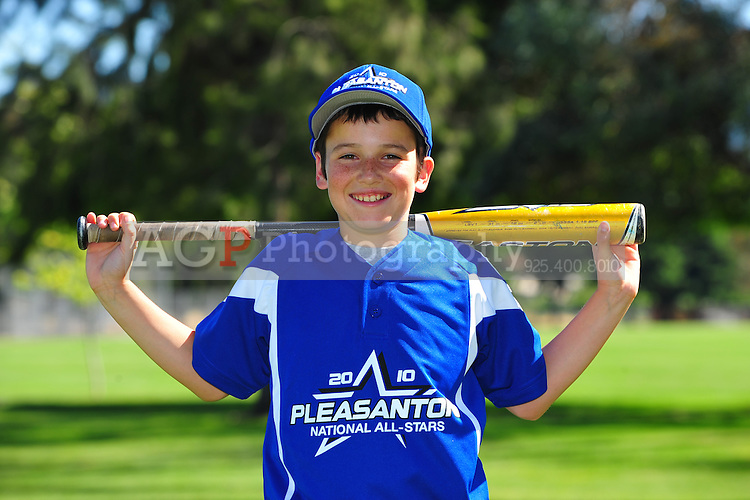 Pleasanton National Little League 2010 All-Stars 11 year-olds.
