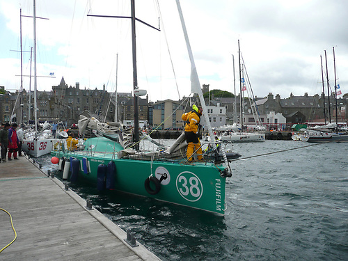 The RWYC was the first club to introduce shorthanded offshore racing in the world