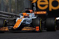 23rd May 2021; Principality of Monaco; F1 Grand Prix of Monaco,   Race Day; Daniel Ricciardo AUS 3 , McLaren F1 Team