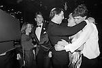 Wedgies Night Club in the Kings Road London 1982.