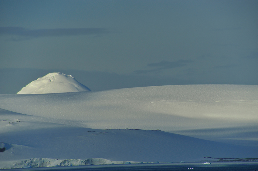Ice Cream Hill - On Half Moon Island.