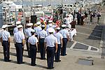 US Coast Guard MDR Halibut Change of Command 2021