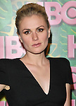 Anna Paquin Moyer at The HBO Post Emmy party held at The Plaza at The Pacific Design Center in Beverly Hills, California on August 29,2010                                                                   Copyright 2010  Hollywood Press Agency